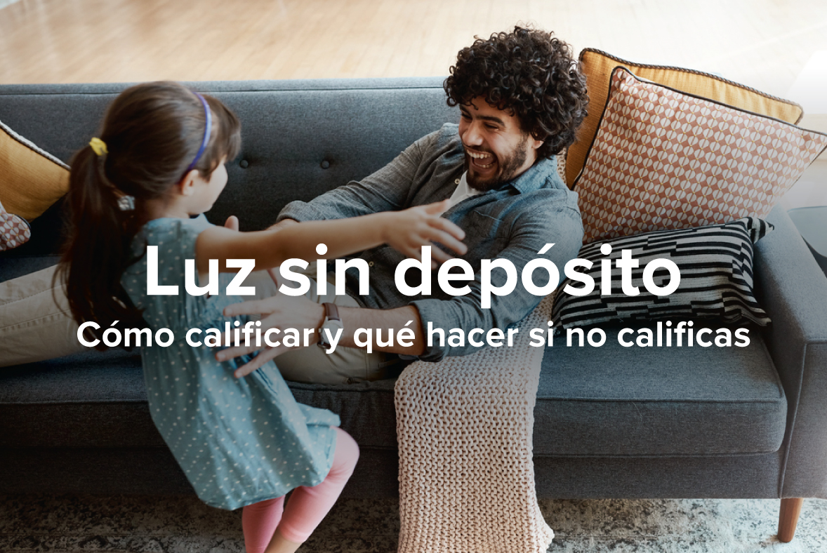 Luz Sin Deposito - Amigo Energy
